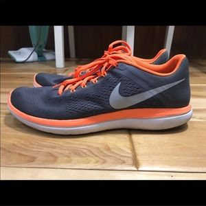 Nike 2016 Flex Run Sneakers Men's 10